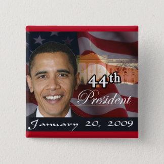 44th President Memorabilia Button