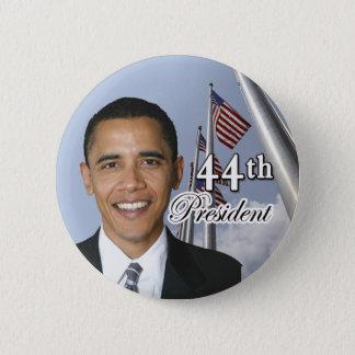 44th President Memorabilia Pinback Button