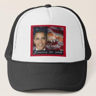 44th President Memorabilia Trucker Hat