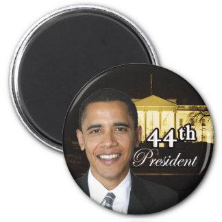 44th President Merchandise 2 Inch Round Magnet