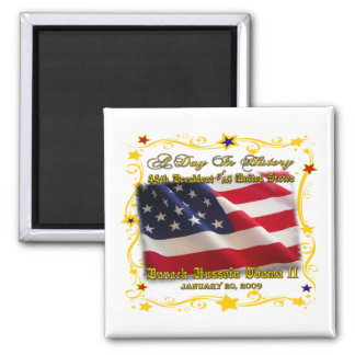 44th President of the USA Gifts and Apparel Refrigerator Magnet