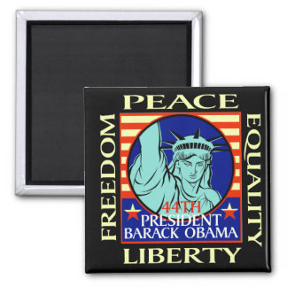 44TH PRESIDENT OF THE USA REFRIGERATOR MAGNET
