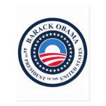 44th President Postcards