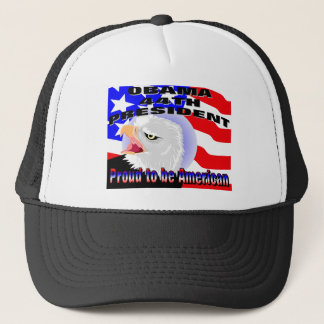 44th President Trucker Hat