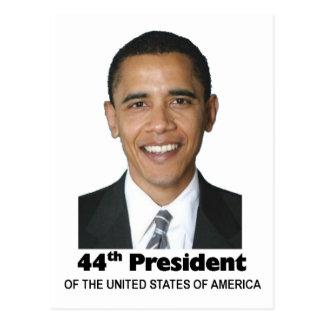 44thPresident Postcard