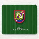 450o Batallón de los asuntos civiles Alfombrilla De Ratones