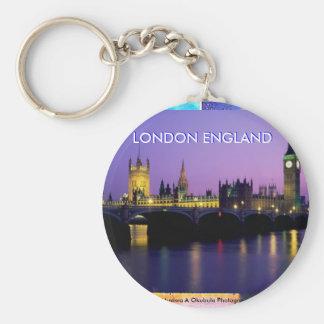 450px-London_collage 3A DESIGN BY MOJI OKUBULE Basic Round Button Keychain