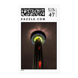 450px-San_Antonio_Observation_Tower - Customized Postage Stamp