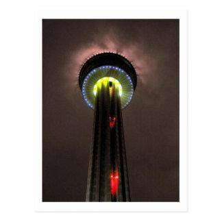 450px-San_Antonio_Observation_Tower Postcard