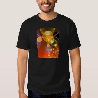 451 DIGITAL FRACTALS GEOMETRIC ART BACKGROUNDS WAL T-Shirt