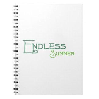 451 ENDLESS SUMMER NOTEBOOKS