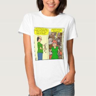 451 kicking meeowwt Cartoon Tee Shirt
