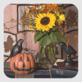 4538 Halloween Stickers