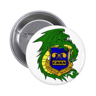 453RD PIN de los BN del CM Pin Redondo 5 Cm