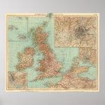 4546 Gran Bretagna Póster
