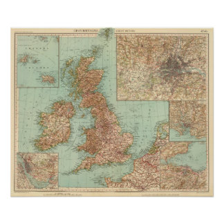 4546 Gran Bretagna Poster