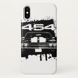 454 Chevy iPhone X Case