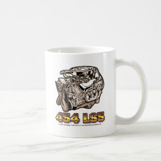 454 LS5 Engine Coffee Mug