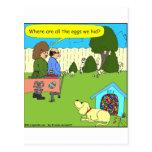 456 donde están los huevos de Pascua - coloree el Postales