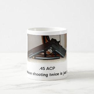 .45 ACP COFFEE MUG