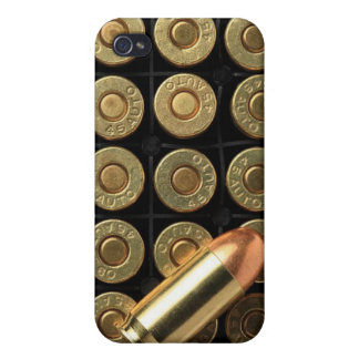 45 Ammo Bullets iPhone 4 Covers
