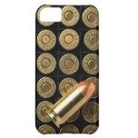 45 balas de la munición del calibre