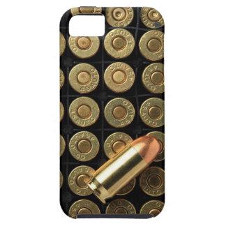 45 balas de la munición del calibre iPhone 5 funda