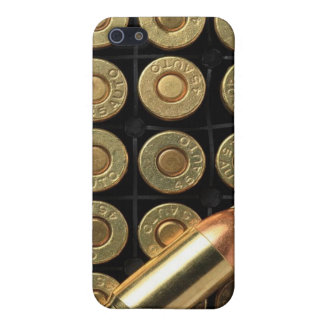 45 balas de la munición iPhone 5 carcasa