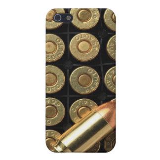 45 balas de la munición iPhone 5 funda