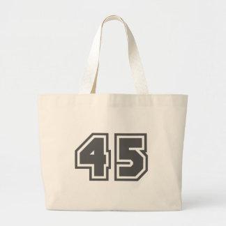 45 BOLSAS DE MANO