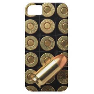 45 Caliber Ammo Bullets iPhone SE/5/5s Case