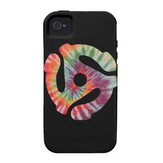 45 caso de registro del iphone 4 del adaptador - Case-Mate iPhone 4 funda