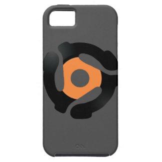 45 caso de registro del iphone 5 del adaptador - iPhone 5 fundas