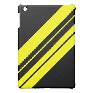 45 Degree Yellow Minimalist art iPad Mini Case