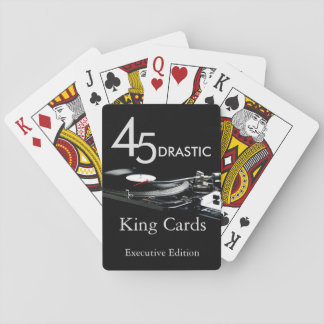 45 Drastic Playing Cards