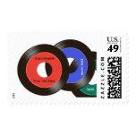 45 expedientes adaptables sello postal