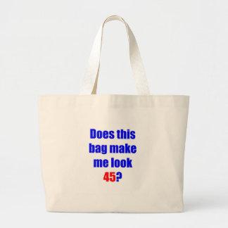 45 hace este bolso bolsas de mano