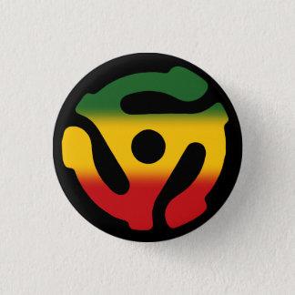 45 Insert Pin: Reggae Version Button