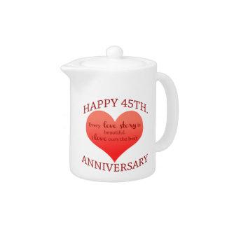 45.o. Aniversario