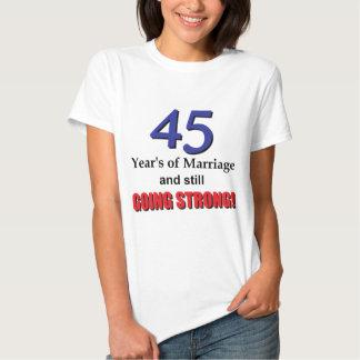 45.o Aniversario Camisas
