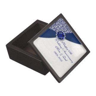 45.o Caja de regalo del aniversario de boda Caja De Joyas De Calidad