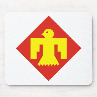 45.o División de infantería Tapete De Ratón