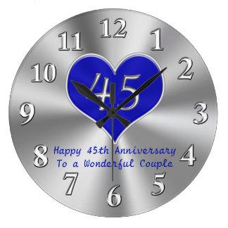 45.o El reloj del aniversario SU TEXTO o guarda