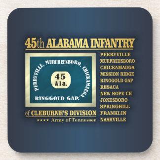 45.o Infantería de Alabama (BA2) Portavasos