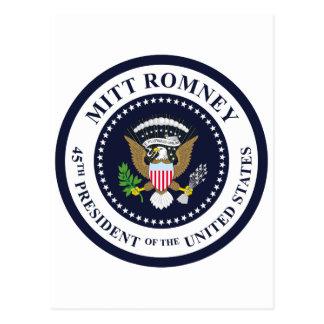 45.o Presidente Tarjetas Postales