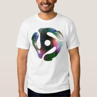45 Record Adapter - Mirror Ball T-shirt