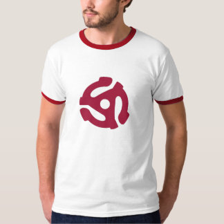 45 Record Spindle T-Shirt