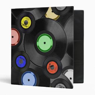 45 Records Binder
