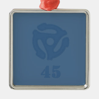 45 revoluciones por minuto ornaments para arbol de navidad