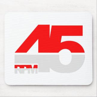 45 RPM MOUSE PAD